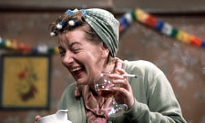 Rovers through the history of TV greats will always return to Hilda Ogden.