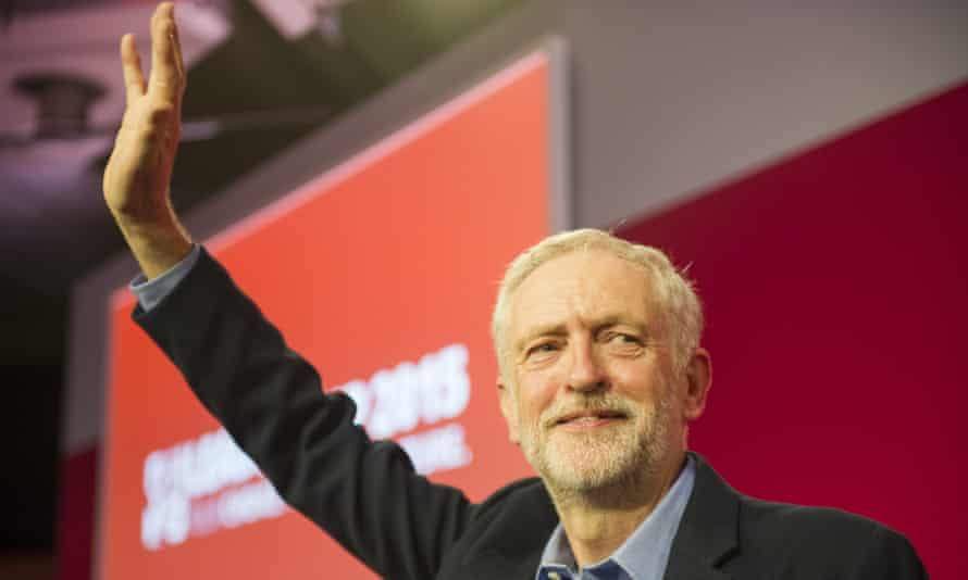 Jeremy Corbyn: neither an 'ideological throwback' nor a representative of a 'new politics'.