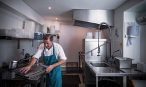 Manuel de Jesus Kitchen porter at Clarke's for 21 years Long Service: London IG: @longservicelondon