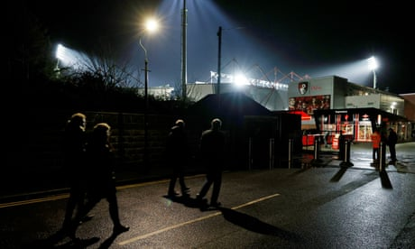 Bournemouth v Arsenal: FA Cup fourth round –live!