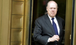 Trump's lawyer John Dowd: 'The president cannot obstruct justice because he is the chief law enforcement officer.'