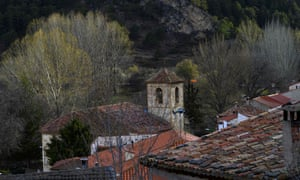 Calomarde in the Spanish province of Teruel