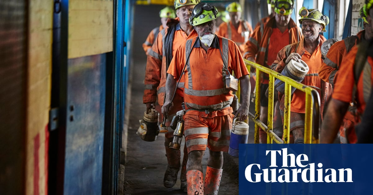 The end of deep coal mining in Britain: 'They've knocked us