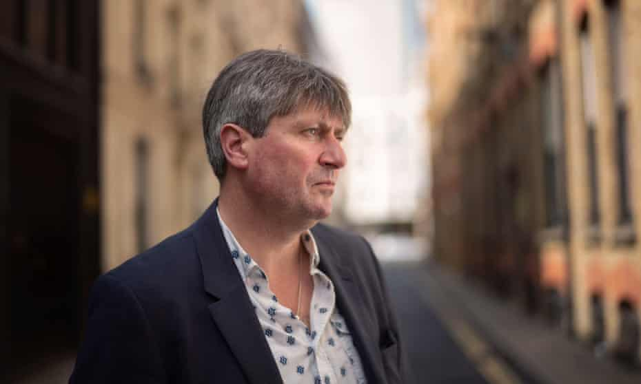 'Once you become an 'author' there's no going back to that state of literary innocence' … Simon Armitage.