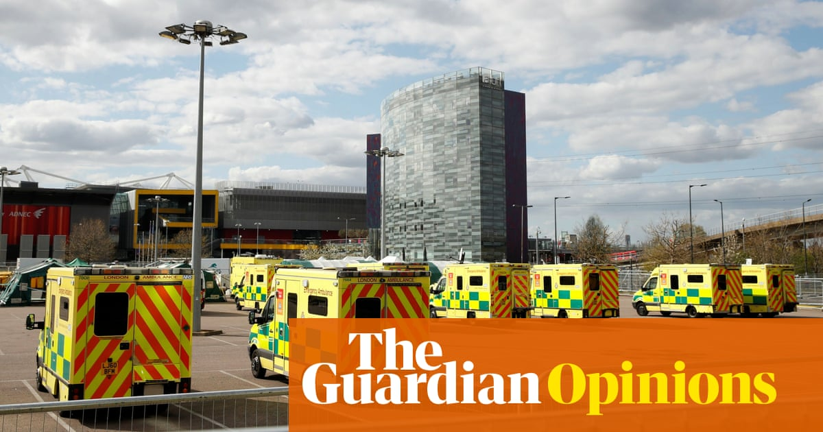 Simply throwing money at the NHS won't solve all its problems