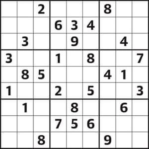 Sudoku 4475 easy
