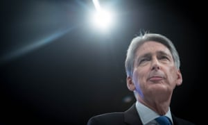 Philip Hammond accused Labour of 'preying on people's worries, manipulating their fears'.