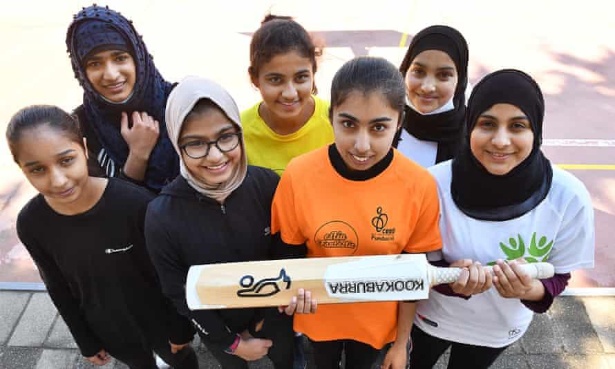 Equipo de cricket femenino de Barcelona