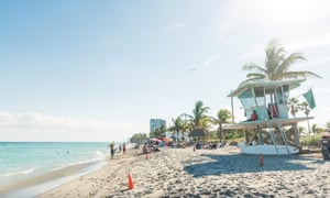 Dania beach, Florida, United States.