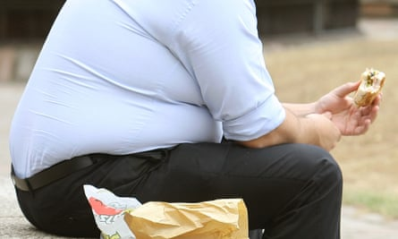 Smoking levels have declined while obesity has soared.