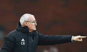 Claudio Ranieri struggled to affect change in the lifeless defeat at Crystal Palace last weekend.