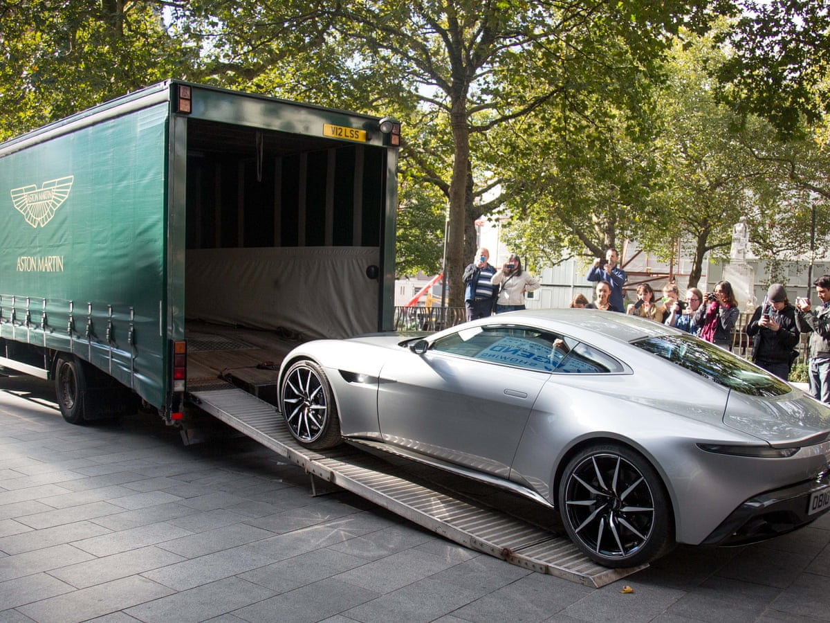 Aston Martin announces 'meaningful' job cuts   Automotive industry   The Guardian