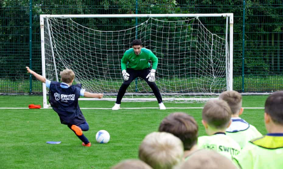 Former England goalkeeper David James has launched a campaign to support grassroots football.