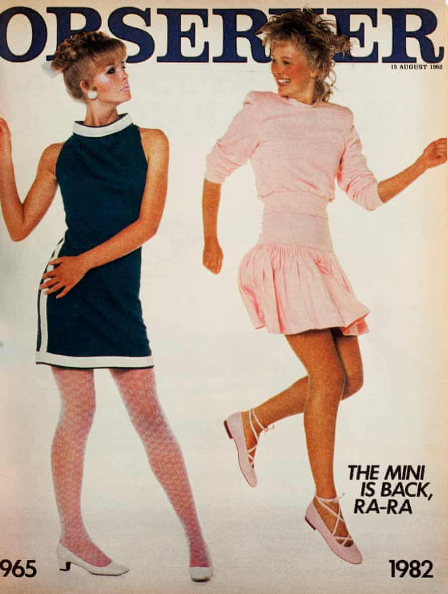 New twist: the return of the mini, 1982.