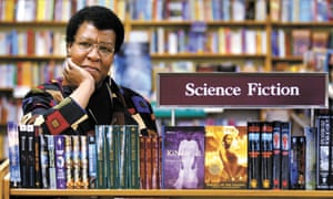 Shelf discovery ... Octavia Butler, pictured in 2004.