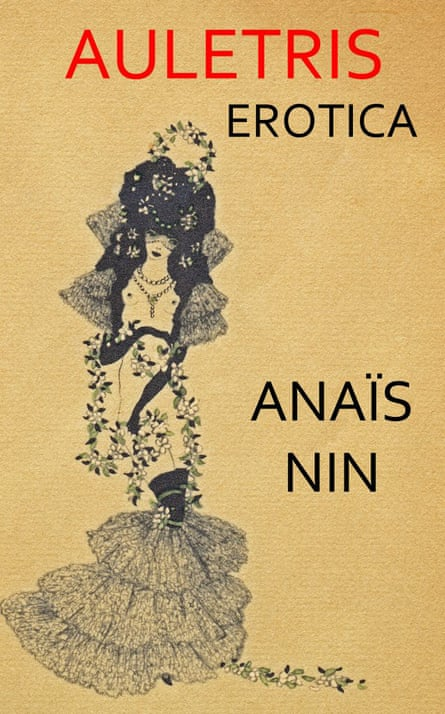 The cover of Auletris: Erotica.