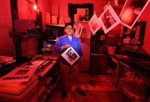 Darkroom printer, Vicky Luthra