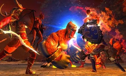 Embracing diversity … Dungeons & Dragons.