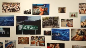 Miguel Calderon, Acupulco series in the exhibition Grand World Final part of Photo Espana until 29 July 2018