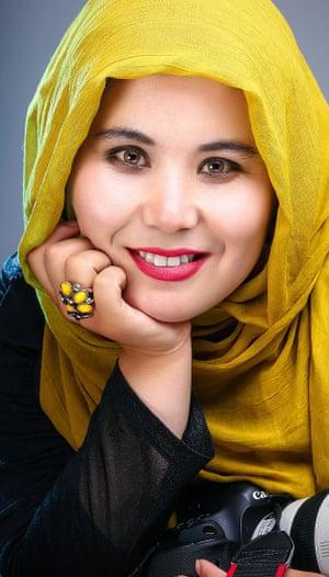 Freelance photographer Tahmina Saleem