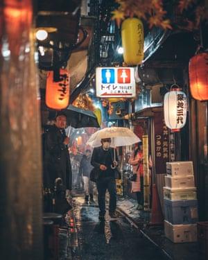 Omoide Yokocho, Tokyo