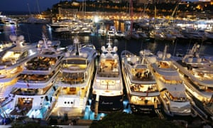 Luxury yachts. A divorce claim, settled in London, has involved divvying up the value of a yacht, plane, helicopter, properties and $112m art collection.