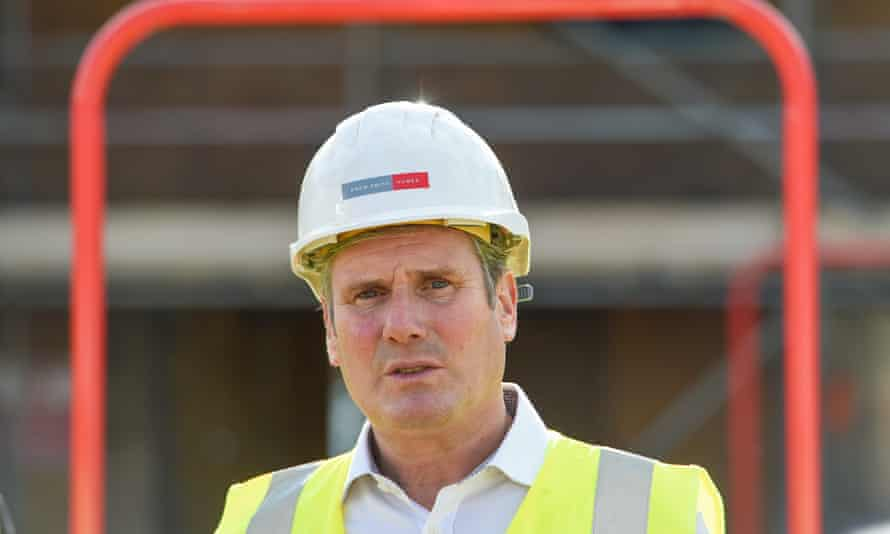 Keir Starmer said the government must stop keeping its decisions on Covid restrictions behind closed doors 'without picking up the phone to the frontline'