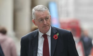 Hilary Benn, the Labour leader of the Brexit select committee, has written to David Davis seeking access to the official Brexit studies as soon as possible.
