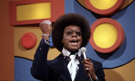 'He had a black power salute coming out of his head': Soul Train's Don Cornelius