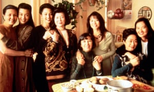'I am pissed off I didn't get an Oscar' … as Auntie Lindo, fourth from left, in The Joy Luck Club.