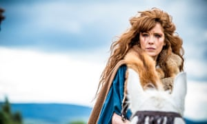 Kelly Reilly in Sky Atlantic's forthcoming Britannia.