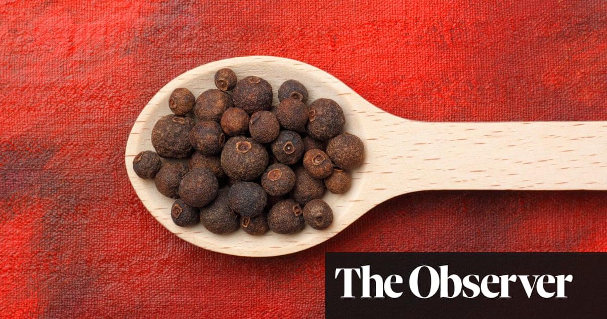 Ainsley Harriott's secret ingredient: allspice
