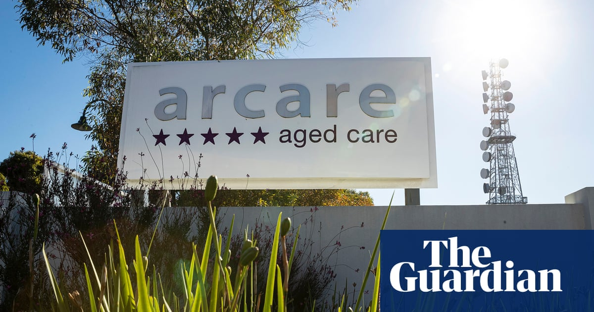 사랑, fear and Covid failures in Australia's aged care