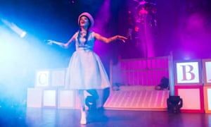 Melanie Martinez performs at O2 Forum in London