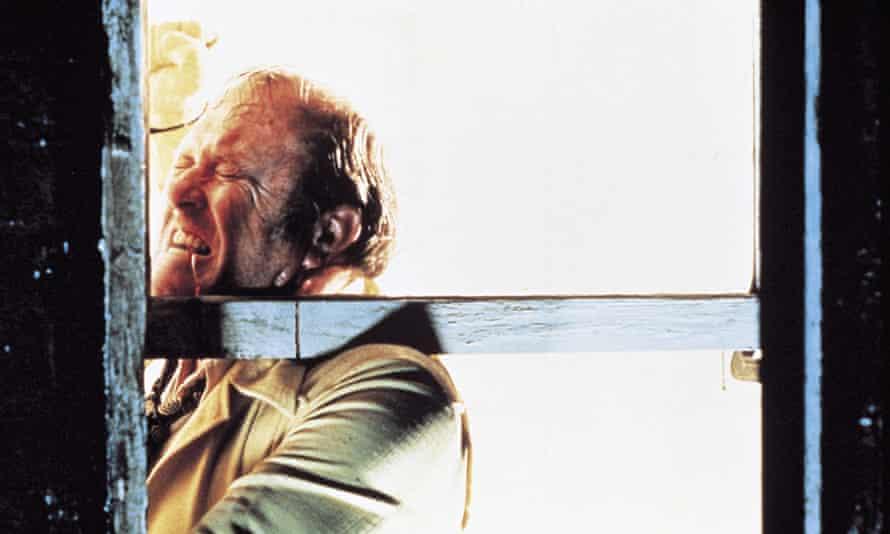 'If you're playing a villain, you don't play villain' … M Emmet Walsh as Visser