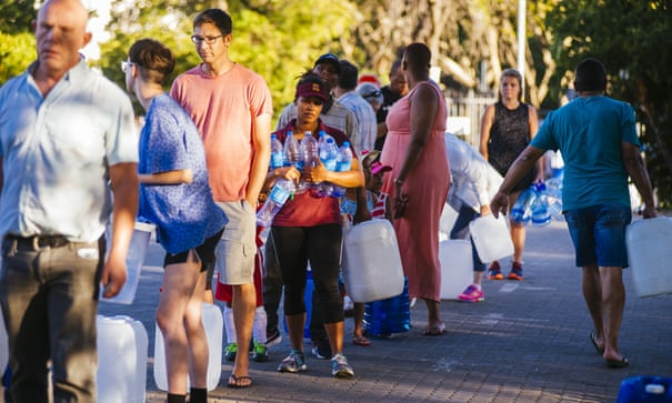 How Cape Town was saved from running out of water | World