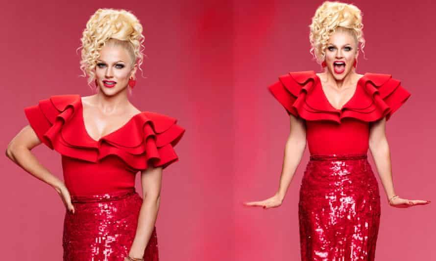 Courtney Act: 'SBS looks to me like the Australia I see walking around outside.'