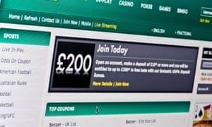 Close up of the Bet365 logo as seen on its website