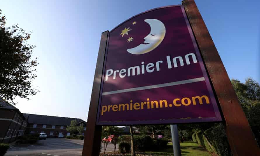 A Premier Inn hotel