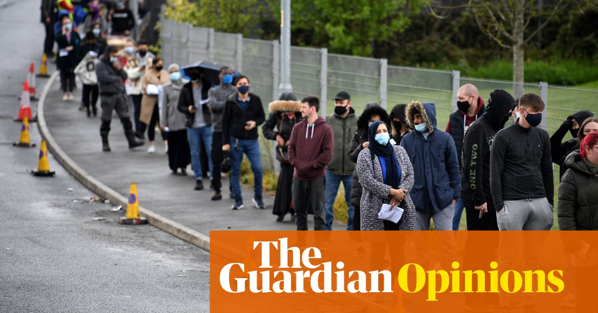 The Guardian view on Covid ethics: easier to enter lockdown than leave it