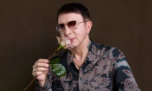 Marc Almond photographed in London, October 2016