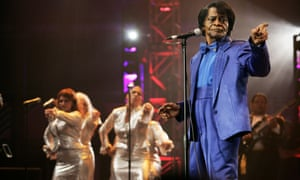 Penman's essay on James Brown 'pulls together all the stark contradictions' of the larger-than-life star