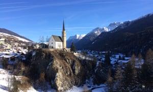 Alf Anderson Ski Pix for Travel