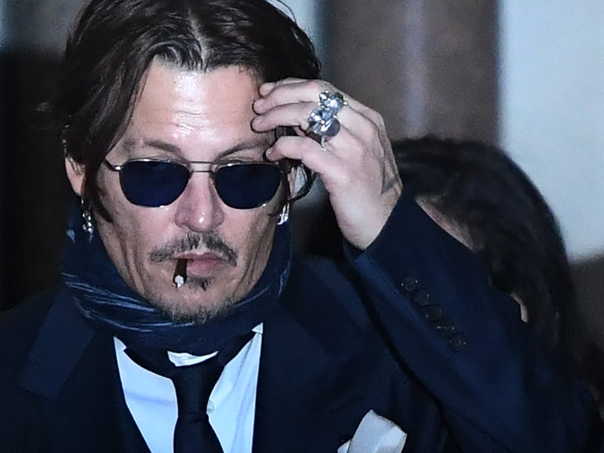 Let's burn Amber': texts allegedly sent by Johnny Depp about ex ...