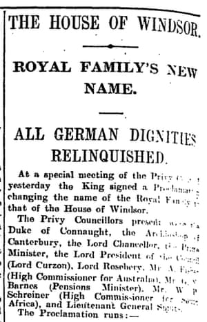 Manchester Guardian, 18 July 1917.
