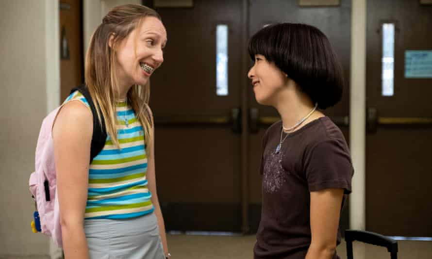 Revelling in it ... Anna Konkle and Maya Erskine in Pen15. Photograph: Hulu/Paramount