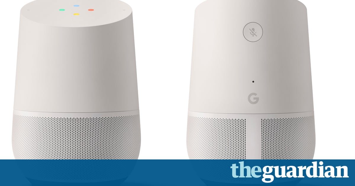 Amazon and Google fight crucial battle over voice recognition