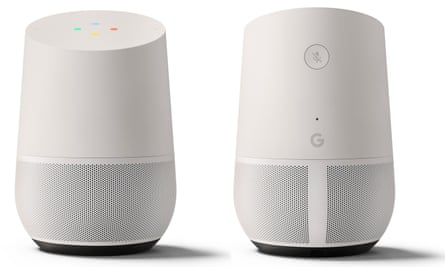 Google Home: on offer at Currys PC World.