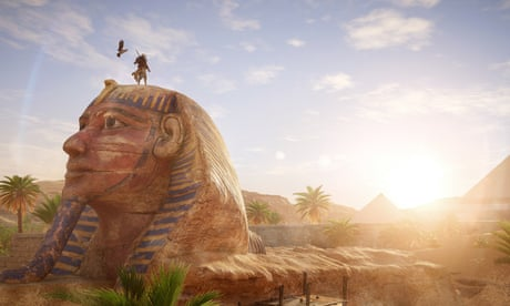 Assassin's Creed Origins: how Ubisoft painstakingly recreated ancient Egypt