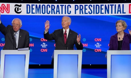 Who won the Democratic debate? Our panelists' verdict